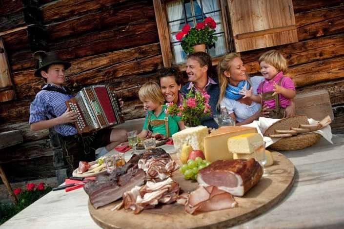 Sommerurlaub am Bauernhof in Altenmarkt Zauchensee