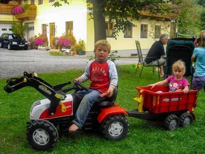 Urlaub am Bauernhof in Altenmarkt